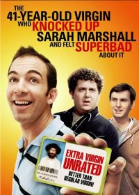 41-летний девственник, который... / The 41-Year-Old Virgin Who Knocked Up Sarah Marshall and Felt Superbad About It (2010)