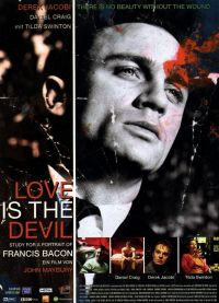 Любовь - это дьявол / Love Is the Devil: Study for a Portrait of Francis Bacon (1998)