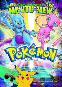 Покемон: Мьюту против Мью / Pokemon: The First Movie - Mewtwo Strikes Back (1999)