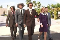 Телеведущий / Anchorman: The Legend of Ron Burgundy (2004)