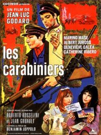 Карабинеры / Les carabiniers (1963)