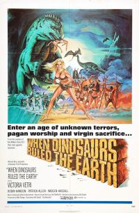 Когда на земле царили динозавры / When Dinosaurs Ruled the Earth (1970)