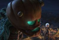 Монстры против овощей / Monsters vs Aliens: Mutant Pumpkins from Outer Space (2009)