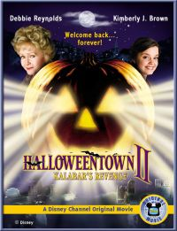 Хэллоуинтаун 2: Месть Калабара / Halloweentown II: Kalabar
