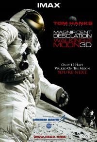 Путешествие на Луну 3D / Magnificent Desolation: Walking on the Moon 3D (2005)