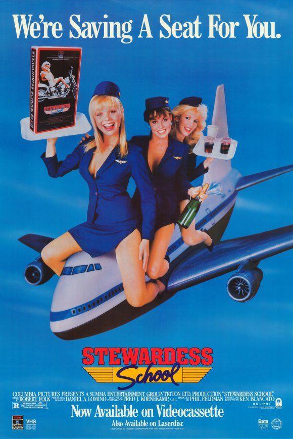 Школа стюардесс / Stewardess School смотреть онлайн.