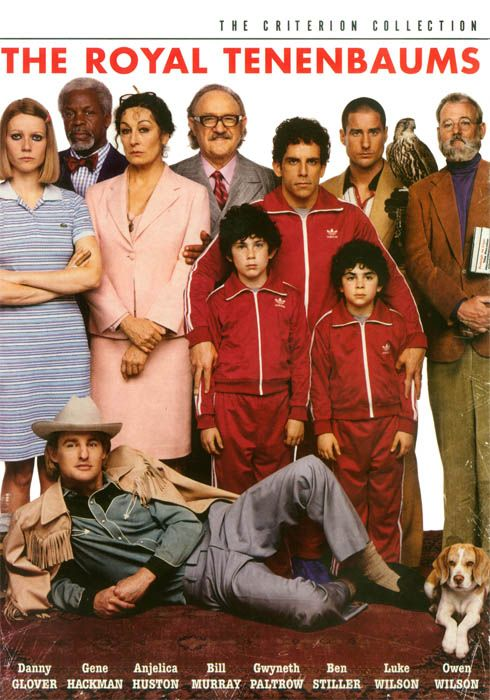 Семейка Тененбаум / The Royal Tenenbaums (2001)