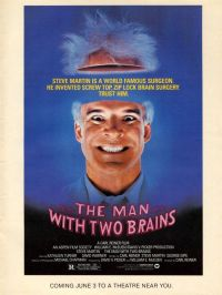 Мозги набекрень / The Man with Two Brains (1983)