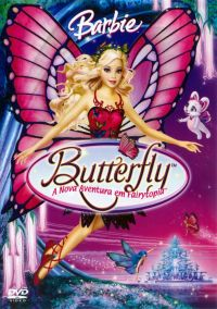 Барби: Марипоса / Barbie Mariposa and Her Butterfly Fairy Friends (2008)