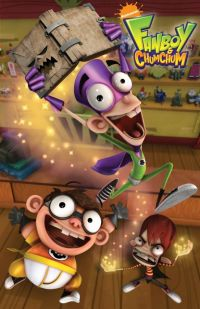 Фанбой и Чам Чам / Fanboy and Chum Chum (2009)