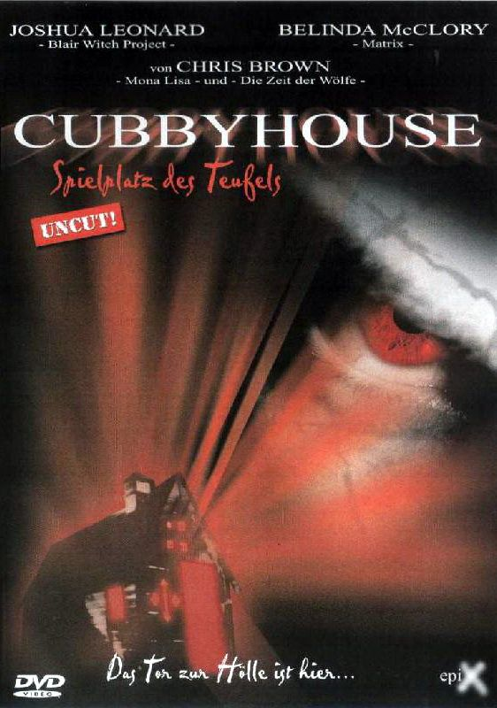 Дом страха / Cubbyhouse (2001)