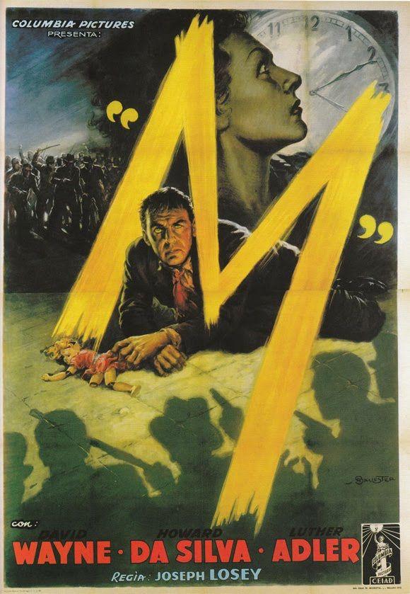 М фильм 1951 - это что такое м фильм 1951